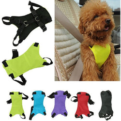Dog Car Seat Belt Harness Safety Travel Gear