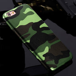 Military Camouflage Iphone Cover