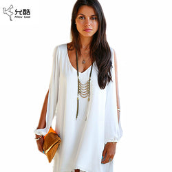 Summer Dress Casual Plus Size Women Clothing