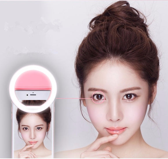 Universal Selfie Luminous Phone Ring