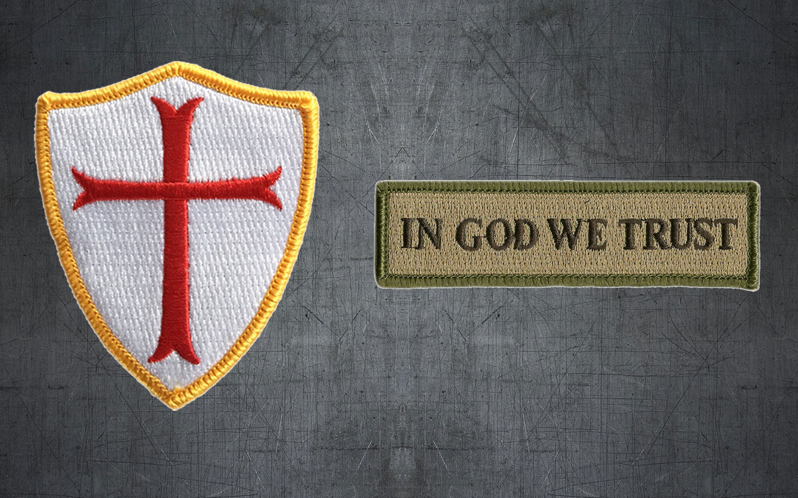 Crusader Tactical Patches