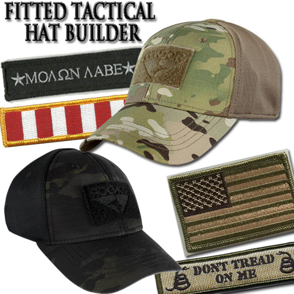 f97b58351ff Build Your Hat - Choose Hats   Choose your Patches