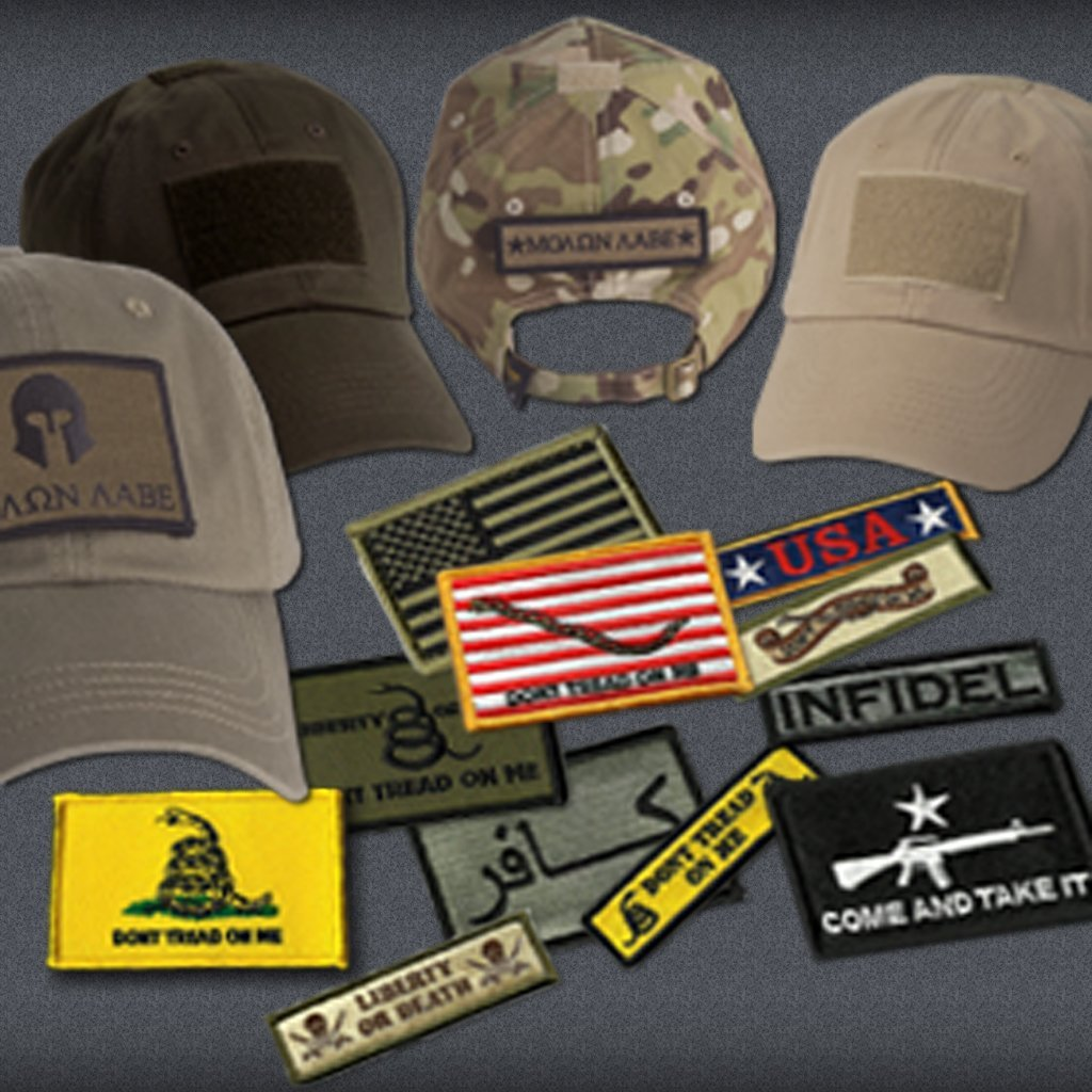 Build Your Tactical Cap - Gadsden and Culpeper 830b910a6c8