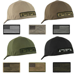 Build Your Fitted Tactical Cap