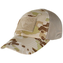Mesh Camo Tactical Hat Builder