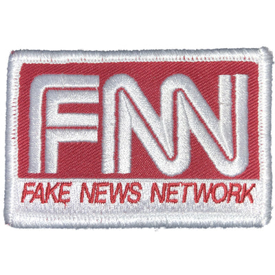 "2"" x 3"" Fake News Network Tactical Patch"