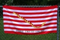 1st Navy Jack Beach Towel