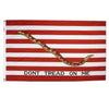 3x5 ft First Navy Jack Premium Nylon - Annin Co.