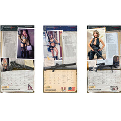 2018 Tactical Girls Calendar