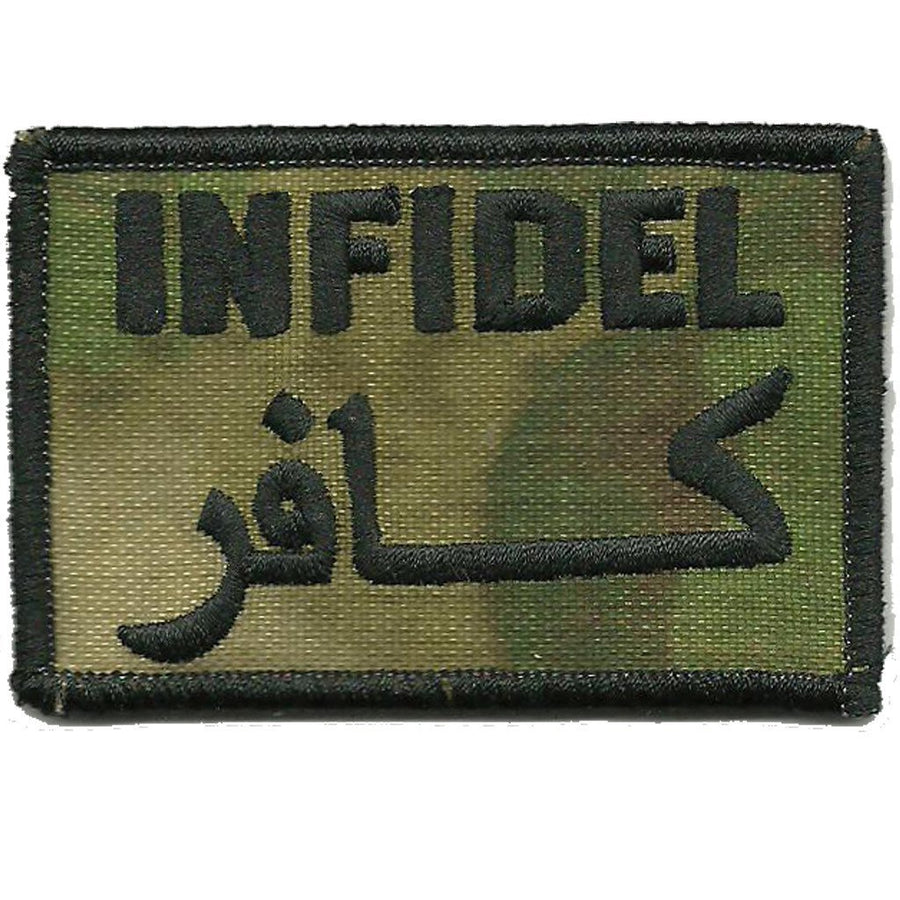 ATACS-FG - Infidel Tactical Patch