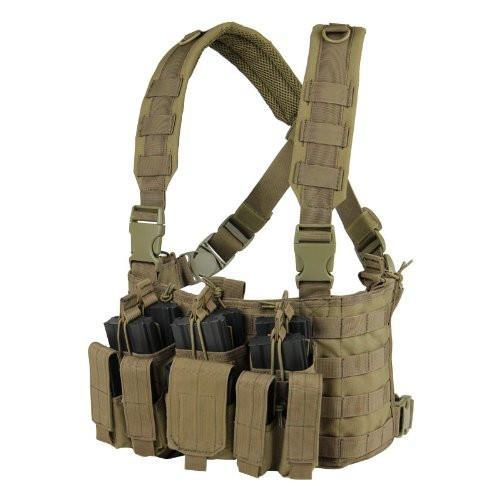 Condor Recon Chest Rig - Coyote