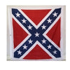 "36"" x 36"" Super Poly Confederate Battle Flag"