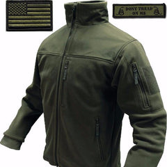 Condor Tactical Jackets + Patches - Olive Drab