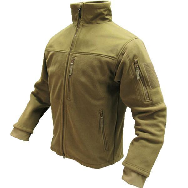 Condor Tactical Jackets + Patches - Coyote