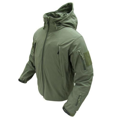 Condor Softshell Tactical Jackets - Olive Drab