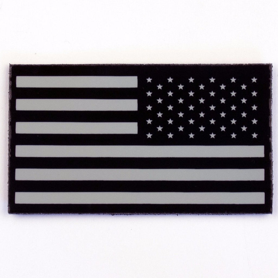 Infrared USA Shoulder Patches
