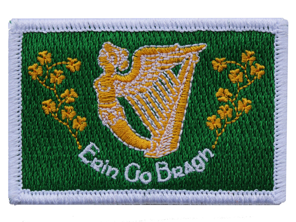 "2""x3"" Erin Go Bragh Tactical Patch"