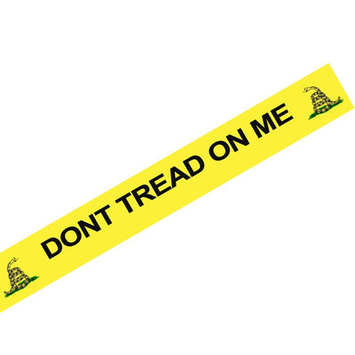 The New Gadsden Dont Tread On Me Streamer
