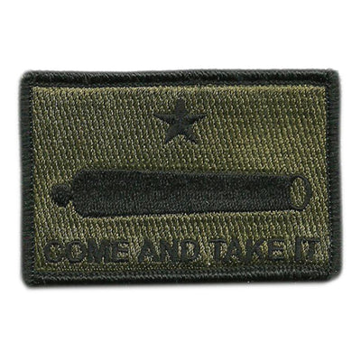 "Gonzales Tactical Patch - 2""x3"""