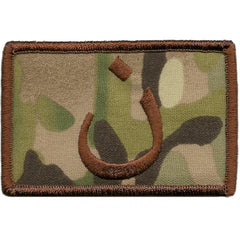 "MULTICAM - Anti-Isis Tactical Patch - 2"" x 3"""