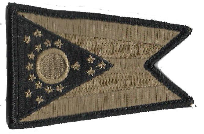 Ohio - Tactical State Patch