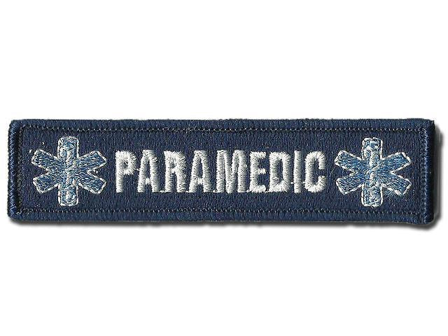 Paramedic Morale Patch (back of hat)