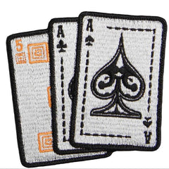 "5.11 Aces Tactical Patch 3""x3"""