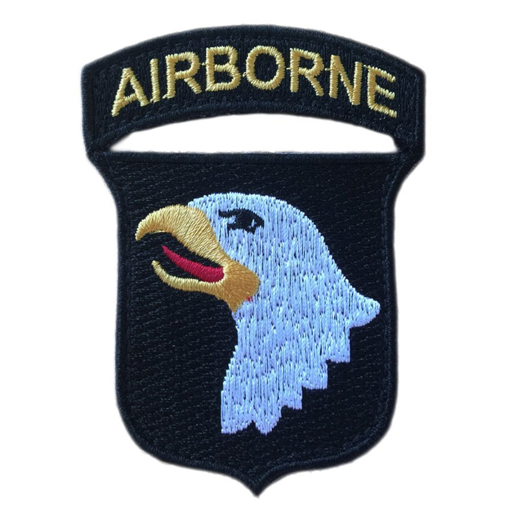 "3""  x 2"" Airborne Tactical Patch"
