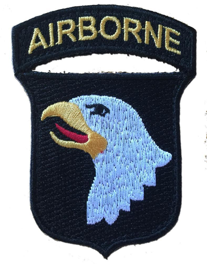 Airborne Shoulder Patch