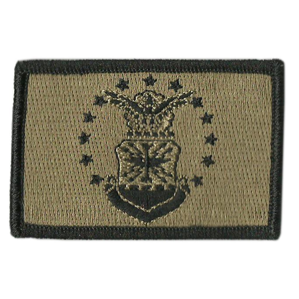 "2""x3"" Air Force Tactical Patches (Military)"