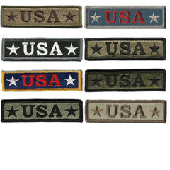 USA Morale Patches