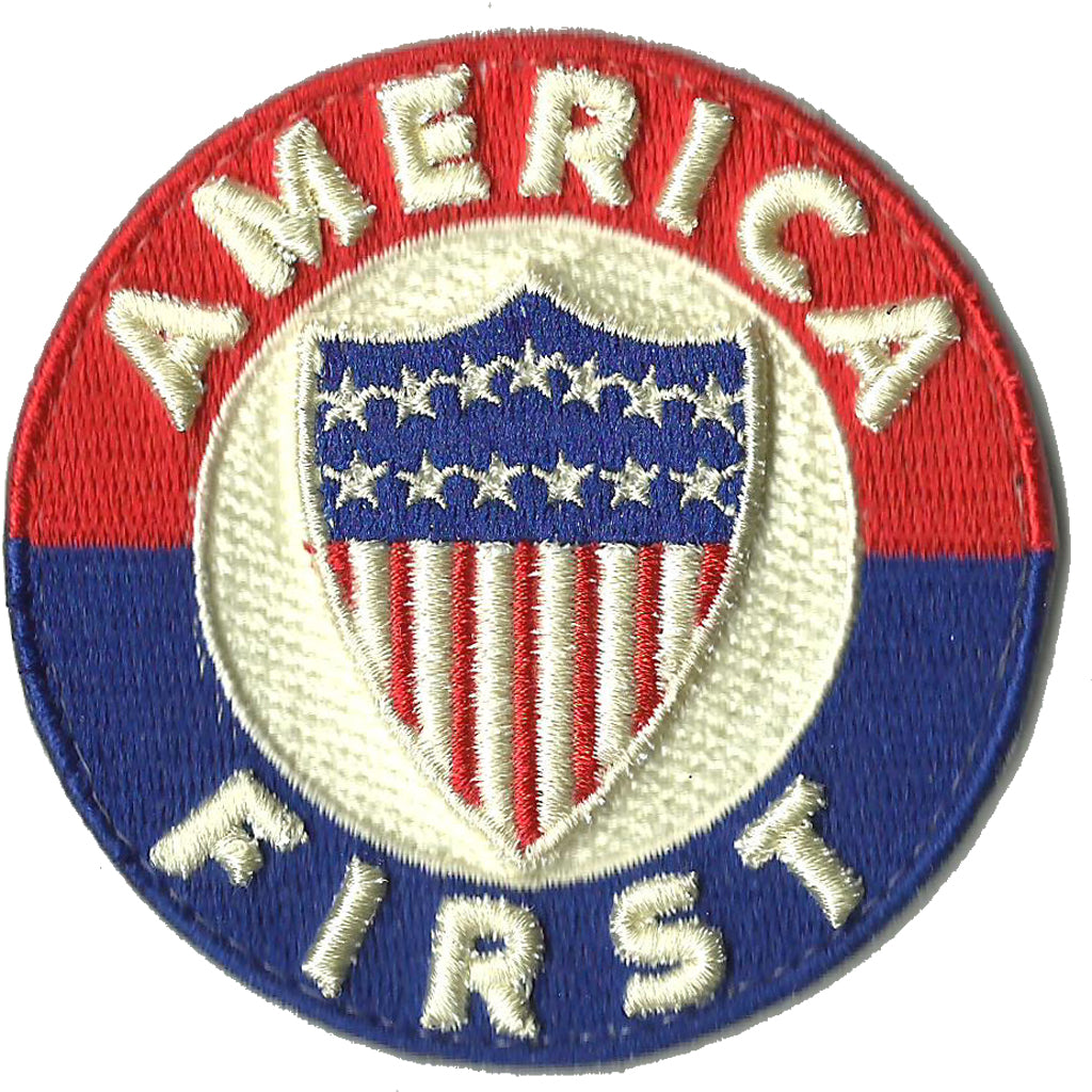 America First Morale Patch