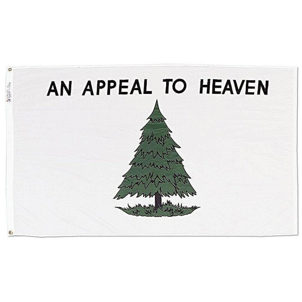 3x5 ft An Appeal to Heaven Nylon - Annin Co.
