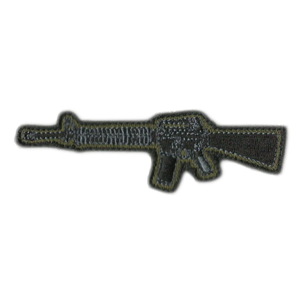 AR-15 Die-Cut Patch