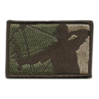 "2""x3"" Bowhunter Tactical Patches"