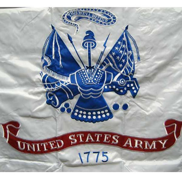 3x5 ft Army Double Sided Embroidered Flag