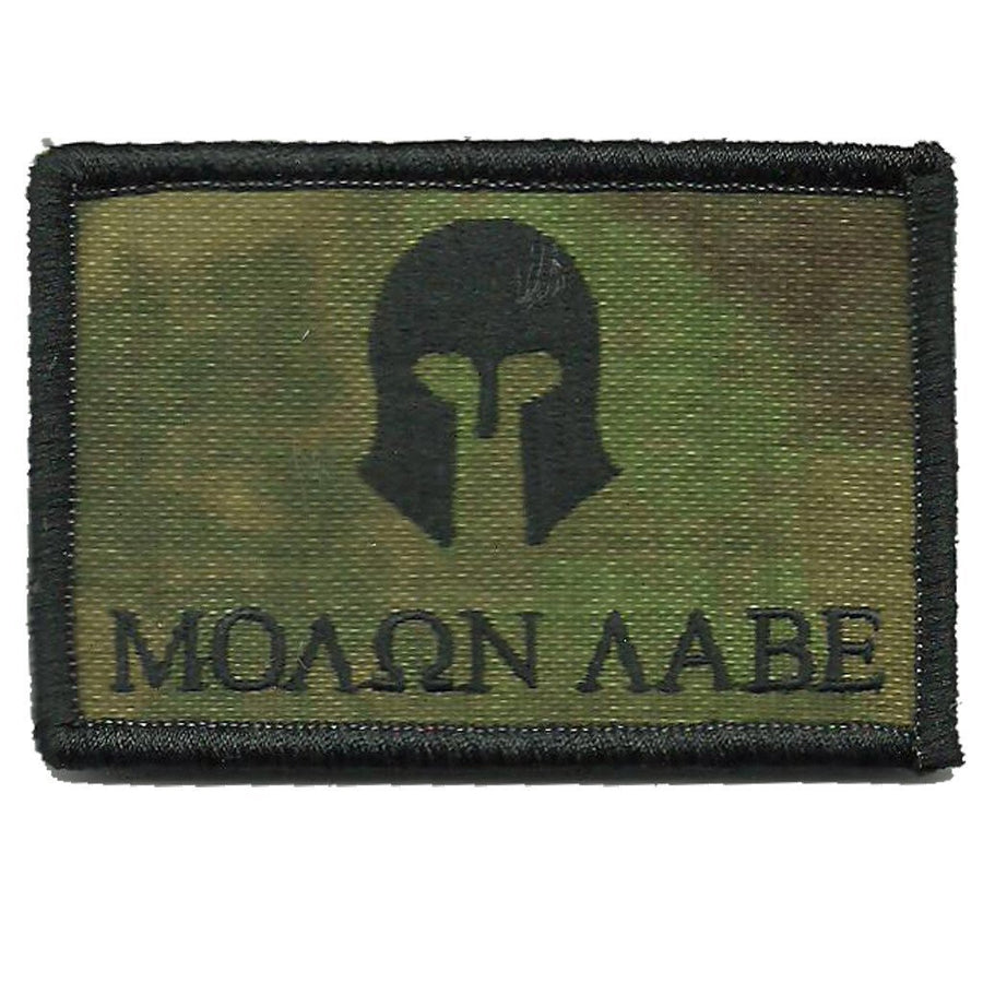 ATACS-FG - Molon Labe Tactical Patch