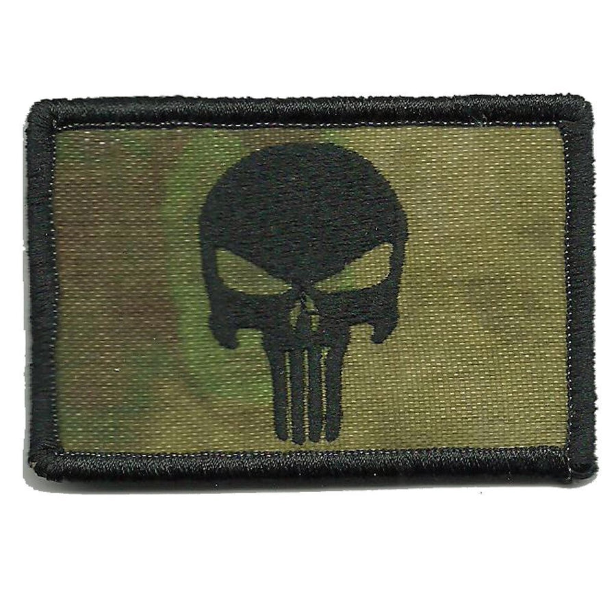 ATACS-FG - Punisher Tactical Patch