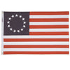 Betsy Ross Embroidered Nylon - Annin Co.: 3 Sizes Available