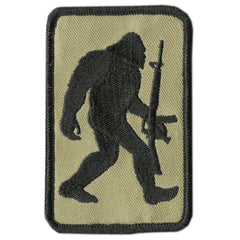 "3"" x 2"" Bigfoot Tactical Patch"