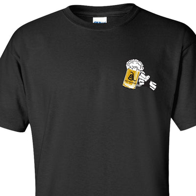 Beer is Proof..Black T-Shirt
