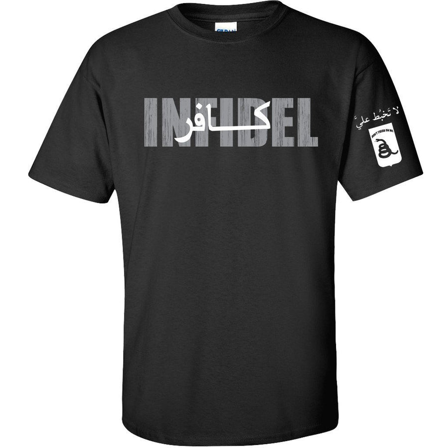 Black Infidel T-Shirt