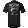 Historical Rifle Black T-Shirt