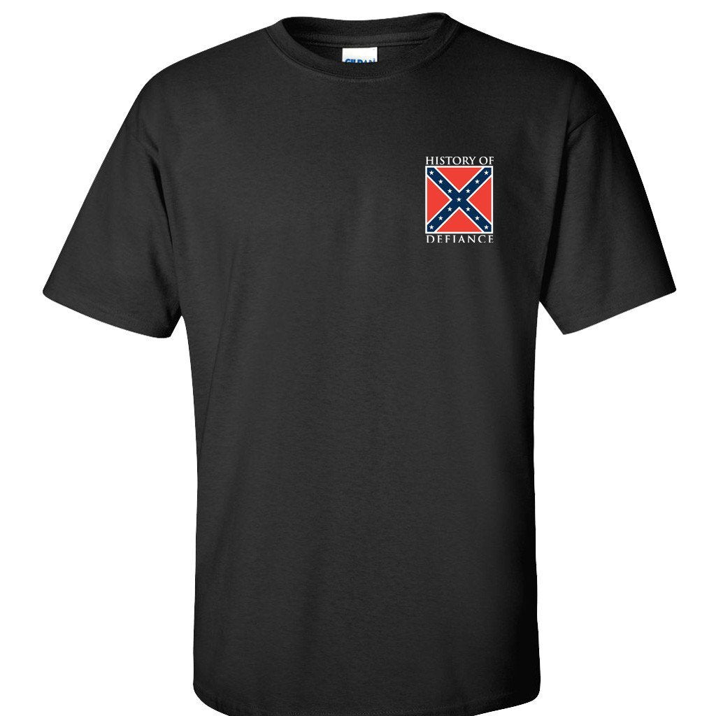 Black Confederate States of America T-Shirt