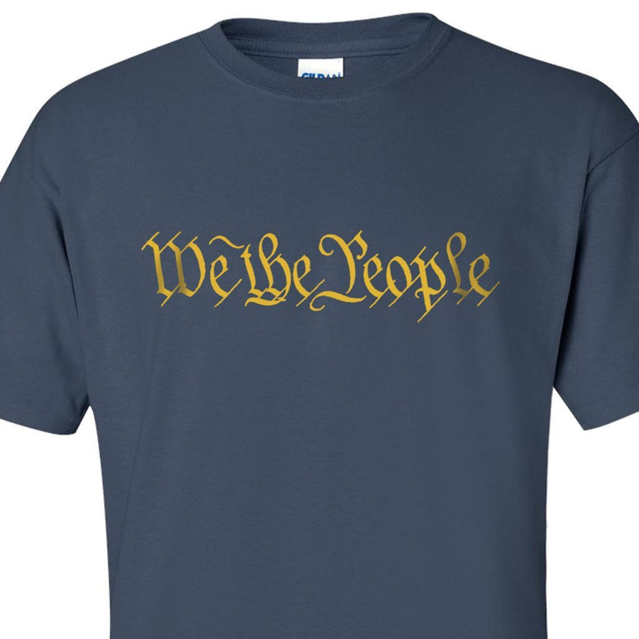 We The People - Blue Dusk T-Shirt