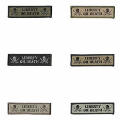 "Calico Jack Morale Patches 1"" x 3 3/4"""