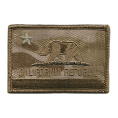 "MULTICAM-Arid - California Tactical Patch - 2"" x 3"""