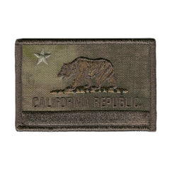 "ATACS-AU - California Tactical Patch - 2"" x 3"""