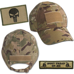 Camo Tactical Hat Builder