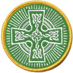 Celtic Cross Morale Patch